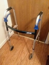 WALKER MEDICAL ONE BRAND NEW  !FOLDS! Concord, 03301