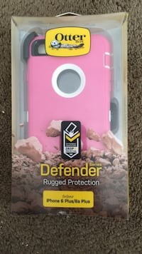 red Otter Box iPhone case Antioch, 60002
