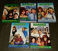 Married with Children season 1-5 Barrie