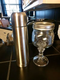 Thermos and cup set Moore, 73160