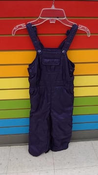 (125A) Girl's Coverall/Overall/Snowpants GAP Size 3T