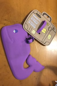Whale Luxury Luggage Tag size is XXL