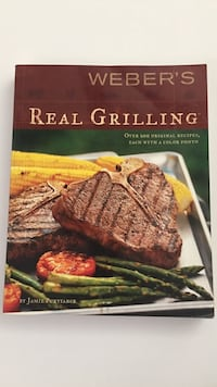 Weber's Real Grilling Over 200 Recipes Palmdale, 93552