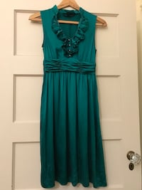 Silk dress sz 0 San Francisco, 94114