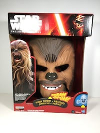 Hasbro Talking Chewbacca Mask Munhall, 15120