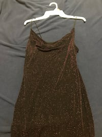 Pink & Black Sparkle Dress size Small Calgary, T3J 5C5
