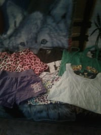 Girls shorts and thank tops LG brand new Brantford, N3T