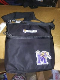 New memphis tigers purse with tags Tullahoma