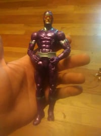 movie character action figure