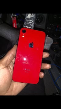 iPhone XR red Euclid, 44123