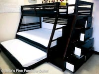 Bunk beds with mattresses include FREE GIFT with p Houston, 77055