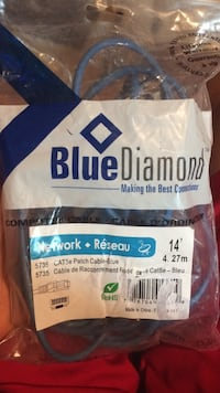 blue diamond rope in package