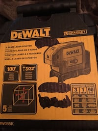 DeWalt cordless impact wrench box Bealeton, 22712