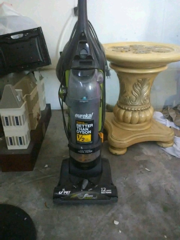 Bissell and eureka vaccums