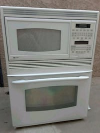 GE Profile microwave oven and convection oven  Beaumont, 92223