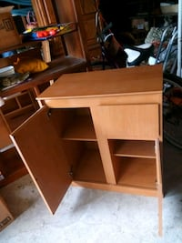 Cabinet used to hold my printer with storage  Richmond, 77406