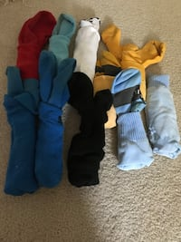 10 pairs of Soccer socks Maineville, 45039