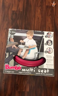 Bumbo 3stage seat