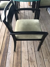 diner room set !!  4 chairs in good condition !!  $ 15 each  East Chicago, 46312