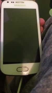 White samsung galaxy android smartphone 507 km