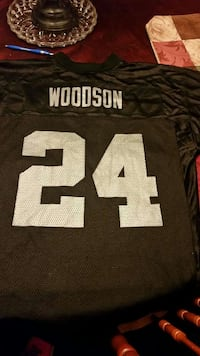 Future NFL Hall of Famer Charles Woodson Jersey  Statesville, 28625