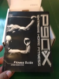 p090x extreme home fitness Austin, 78757