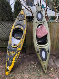 Kayak trophy line great condition buy one get the other one free! Rockville, 20854
