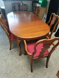 Dining Table & Chairs - solid wood Tempe, 85283