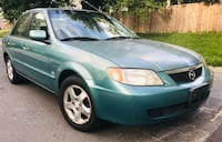 2001 Emerald Mazda Protege (( Engine & Transmission strong)) Chevy Chase