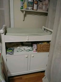 Solid wood changing table  Milford, 03055