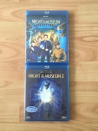 Night At The Museum 2 3 | Müzede Bir Gece 2 3 | Blu-Ray | Bluray | Tiglon Üsküdar
