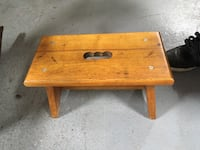 Children Rocking Horse, Chair, and Stool Mississauga, L5R 3W1