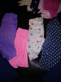 baby girl clothes size nb-6/9 months MANSFIELD