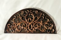 ARCHED RESIN WALL DECOR Independence, 64055