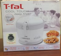 New - in-box, 'cool touch' deep fryer Richmond Hill, L4C 9R9