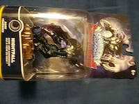 two Star Wars action figures 96 mi