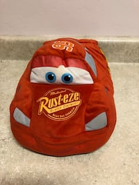 Disney Pixar Lightning McQueen Rust-Eze Plush Stuffed Toy Corrales, 87048
