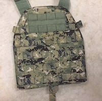AOR 2 Plate Carrier Tactical Vest 37 km
