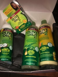 ORS Hair Product bundle