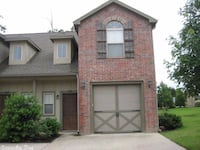 APT For rent 2BR 2.5BA Maumelle, 72113