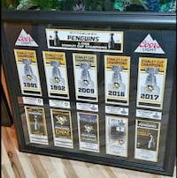 Pittsburgh Penguins Stanley Cup collectible Pittsburgh, 15222
