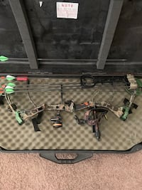 Bear Truth2 compound bow.