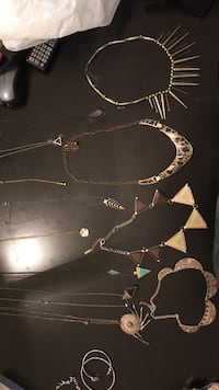 Necklaces - 12 total