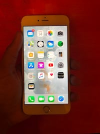 gold iPhone 6 Plus 537 mi