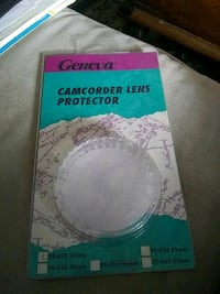 Camcorder Lens Protector