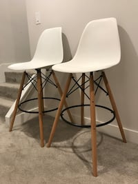 Two excellent condition bar stools  507 km