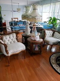 French Provencal chairs, tables, and lamps Suitland-Silver Hill, 20746