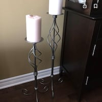 Party Lite Candle stick holders Laurel, 20707