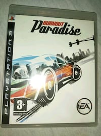 PS3 oyun burnout paradise