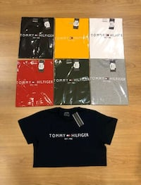 TOMMY HILFIGER  ithal kumas A kalite